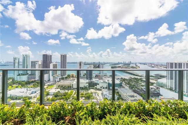 1600 NE 1st Ave #2016, Miami, FL 33132 (MLS #A11106695) :: Re/Max PowerPro Realty
