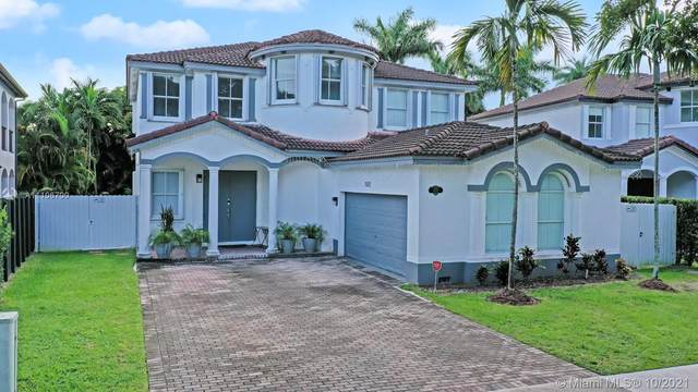 1572 SW 150th Ave, Miami, FL 33194 (#A11106700) :: Posh Properties