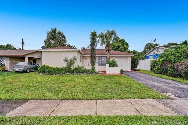 731 NW 65th Ave, Margate, FL 33063 (MLS #A11106713) :: Castelli Real Estate Services