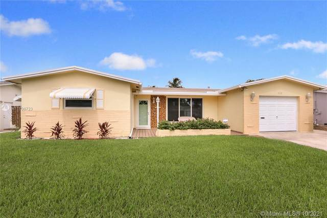 729 NW 10th Ave, Dania Beach, FL 33004 (MLS #A11106723) :: ONE   Sotheby's International Realty