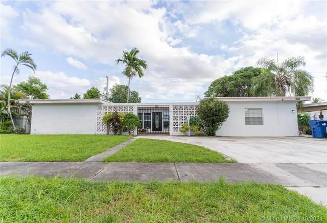 2020 NE 185th Ter, North Miami Beach, FL 33179 (MLS #A11106741) :: Castelli Real Estate Services