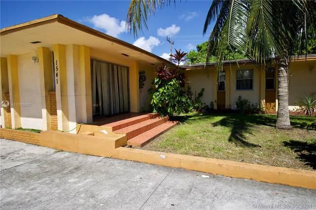 1543 NE 117th St, Miami, FL 33161 (MLS #A11106801) :: Re/Max PowerPro Realty