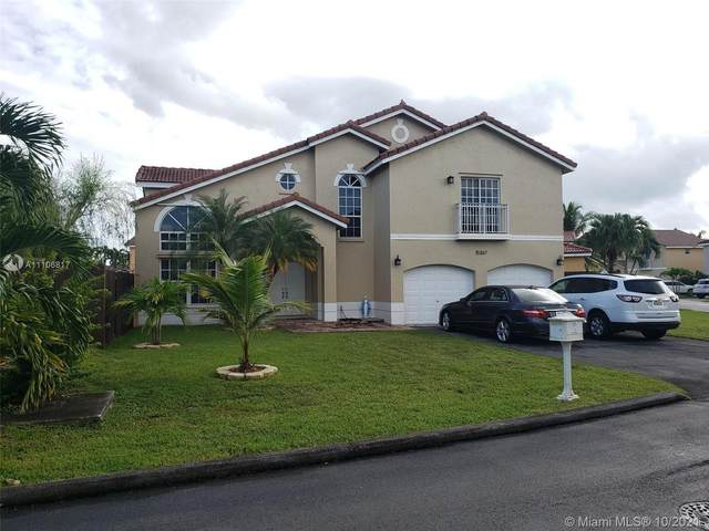 15367 SW 46th Ln, Miami, FL 33185 (MLS #A11106817) :: The Pearl Realty Group