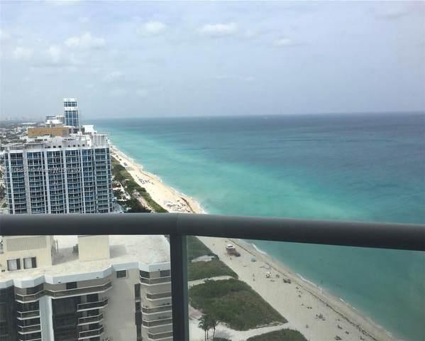 6365 Collins Ave #2811, Miami Beach, FL 33141 (MLS #A11106839) :: Berkshire Hathaway HomeServices EWM Realty