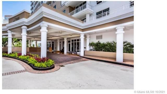 801 Brickell Key Blvd #1710, Miami, FL 33131 (MLS #A11106852) :: GK Realty Group LLC