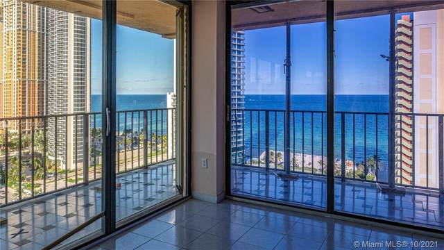 210 174th St #2119, Sunny Isles Beach, FL 33160 (MLS #A11106853) :: Castelli Real Estate Services