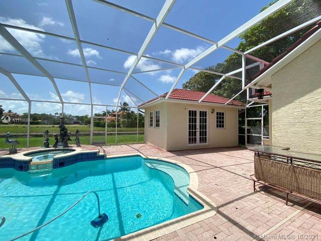 8082 SW 173rd Ter, Palmetto Bay, FL 33157 (MLS #A11106866) :: Jose Laya