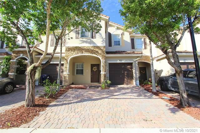 8931 SW 223rd Ln #8931, Cutler Bay, FL 33190 (MLS #A11106883) :: Castelli Real Estate Services