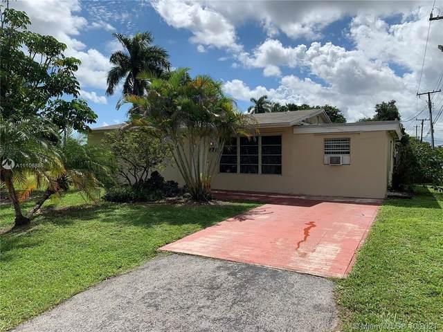 4348 SW 49th St, Dania Beach, FL 33314 (#A11106886) :: Posh Properties