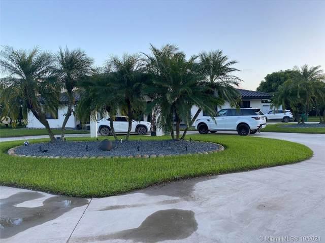 16750 SW 160th St, Miami, FL 33187 (MLS #A11106921) :: Castelli Real Estate Services