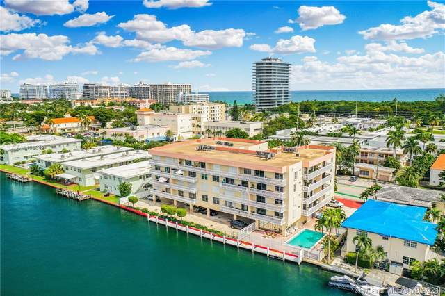 8530 Byron Ave #504, Miami Beach, FL 33141 (MLS #A11106942) :: Green Realty Properties
