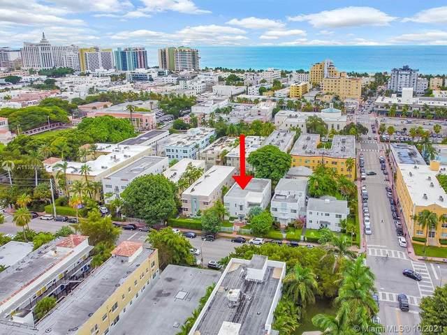 1321 Pennsylvania Ave, Miami Beach, FL 33139 (MLS #A11106953) :: Castelli Real Estate Services