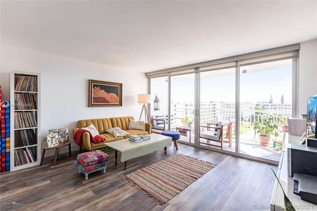 18021 Biscayne Blvd #604, Aventura, FL 33160 (MLS #A11106968) :: Castelli Real Estate Services