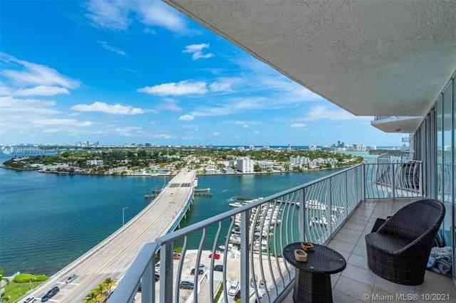 7601 E Treasure Dr #2211, North Bay Village, FL 33141 (MLS #A11106983) :: Castelli Real Estate Services