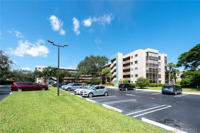 900 Colony Point Cir #318, Pembroke Pines, FL 33026 (MLS #A11107027) :: Green Realty Properties