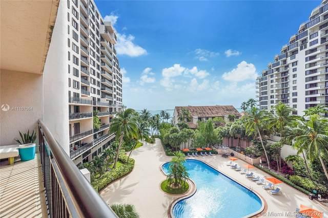 540 SE Brickell Key Dr #603, Miami, FL 33131 (MLS #A11107064) :: The MPH Team