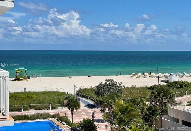 401 Ocean Dr #511, Miami Beach, FL 33139 (MLS #A11107073) :: Castelli Real Estate Services