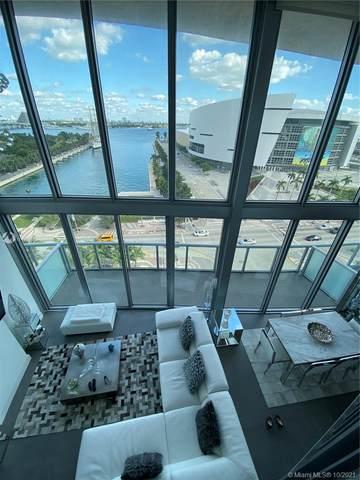888 Biscayne Blvd #902, Miami, FL 33132 (MLS #A11107136) :: Berkshire Hathaway HomeServices EWM Realty