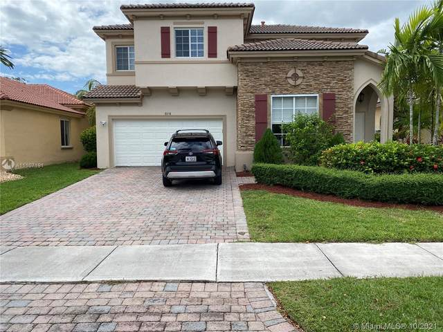 8858 SW 222nd Ter, Cutler Bay, FL 33190 (MLS #A11107191) :: The Pearl Realty Group