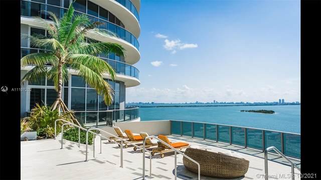 488 NE 18th St #1807, Miami, FL 33132 (MLS #A11107202) :: Castelli Real Estate Services