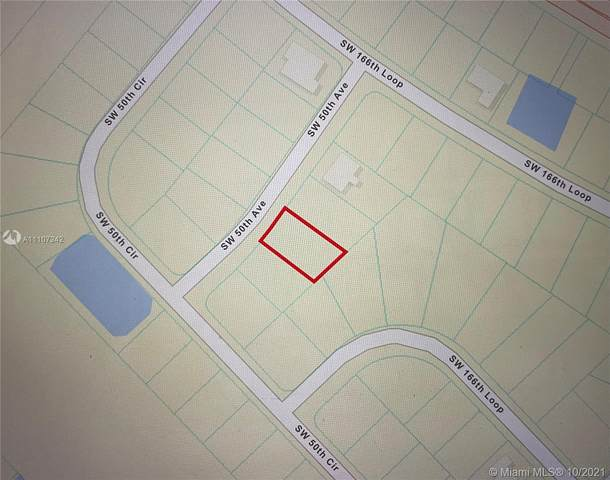 TBD SW 50th Ave, Ocala, Other City - In The State Of Florida, FL 34473 (MLS #A11107242) :: Castelli Real Estate Services
