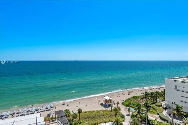 4111 S Ocean Dr #803, Hollywood, FL 33019 (MLS #A11107252) :: Castelli Real Estate Services