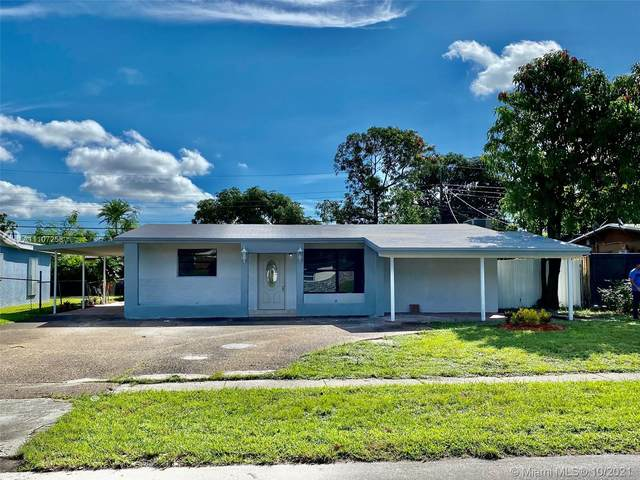 1750 NW 27th Ave, Fort Lauderdale, FL 33311 (MLS #A11107258) :: Castelli Real Estate Services