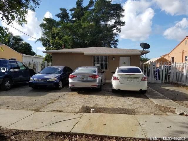1864 NW 34th St, Miami, FL 33142 (MLS #A11107278) :: Green Realty Properties