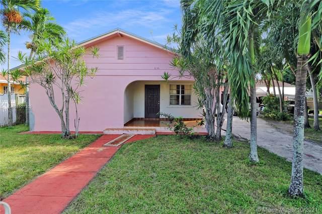 636 SE 5th Pl, Hialeah, FL 33010 (MLS #A11107305) :: Green Realty Properties