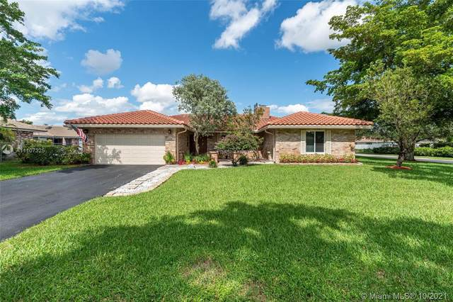 11099 NW 19th St, Coral Springs, FL 33071 (MLS #A11107325) :: Re/Max PowerPro Realty