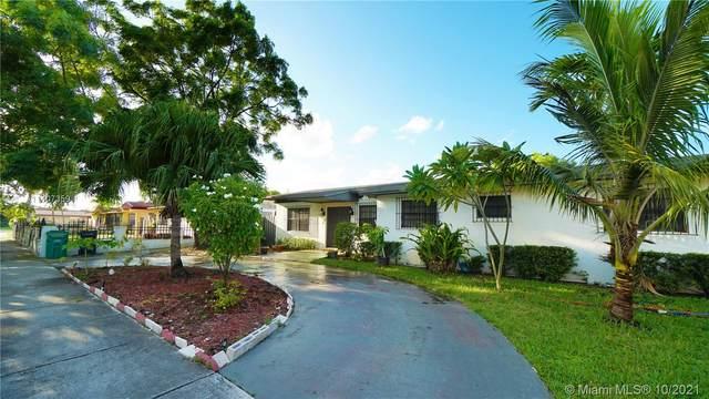 7701 SW 16th St, Miami, FL 33155 (#A11107359) :: Posh Properties