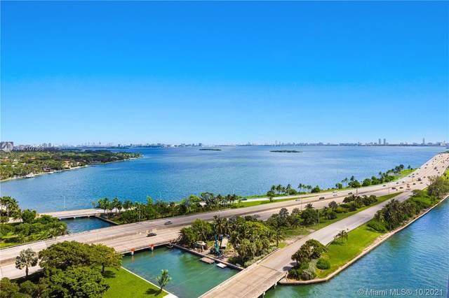 600 NE 36th St #1906, Miami, FL 33137 (MLS #A11107368) :: Green Realty Properties