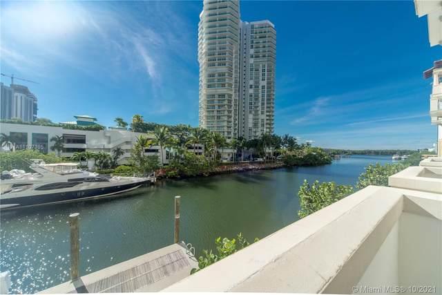 250 Sunny Isles Blvd Th-207, Sunny Isles Beach, FL 33160 (MLS #A11107395) :: Castelli Real Estate Services
