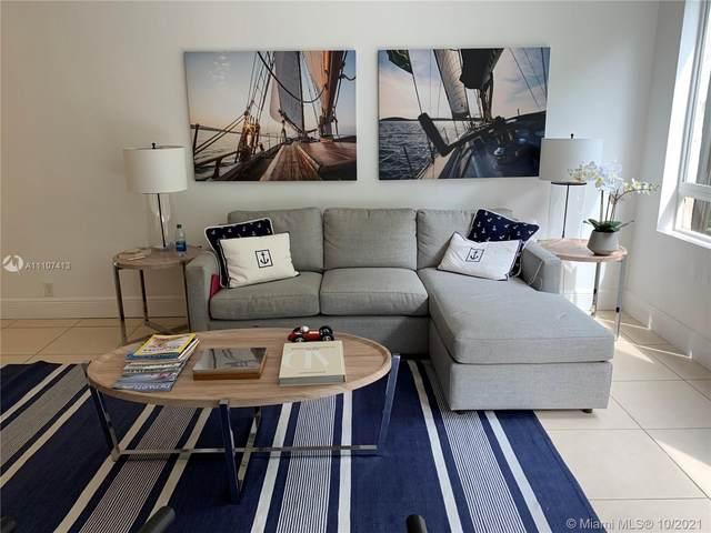 121 Crandon Blvd #258, Key Biscayne, FL 33149 (MLS #A11107413) :: Berkshire Hathaway HomeServices EWM Realty