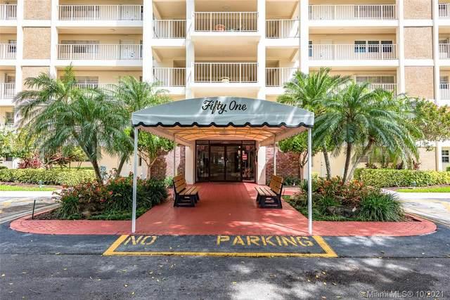 3080 N Course Dr #501, Pompano Beach, FL 33069 (MLS #A11107444) :: Re/Max PowerPro Realty