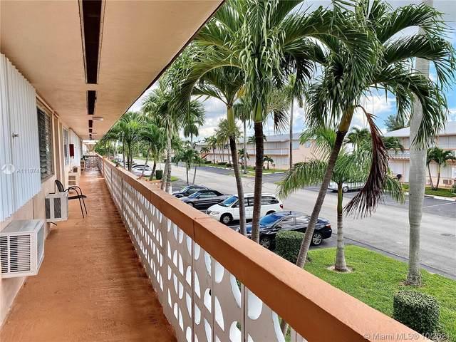 900 SW 11th Ave 14C, Hallandale Beach, FL 33009 (MLS #A11107459) :: Re/Max PowerPro Realty