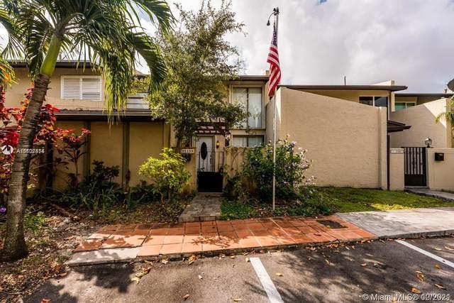 11258 SW 71st Ln #11258, Miami, FL 33173 (MLS #A11107474) :: Castelli Real Estate Services