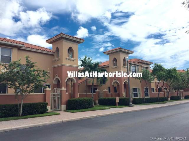 2336 S Anchor Ct #2805, Dania Beach, FL 33312 (MLS #A11107540) :: Castelli Real Estate Services