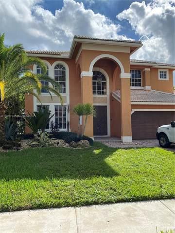 3751 SW 185th Ave, Miramar, FL 33029 (#A11107575) :: Posh Properties