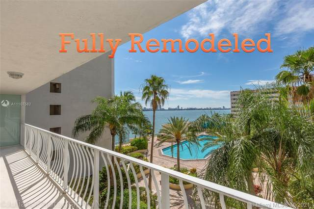 7601 E Treasure Dr #722, North Bay Village, FL 33141 (MLS #A11107582) :: Castelli Real Estate Services