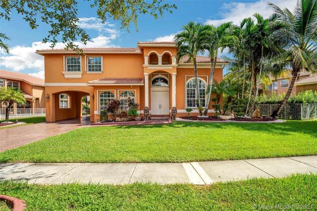 2333 SW 130th Ter, Miramar, FL 33027 (MLS #A11107601) :: Castelli Real Estate Services