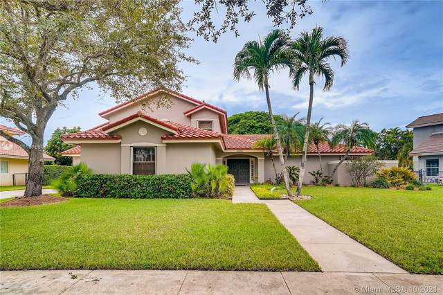 20310 NW 7th St, Pembroke Pines, FL 33029 (MLS #A11107650) :: Onepath Realty - The Luis Andrew Group