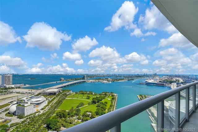 888 Biscayne Blvd #3612, Miami, FL 33132 (MLS #A11107706) :: The MPH Team
