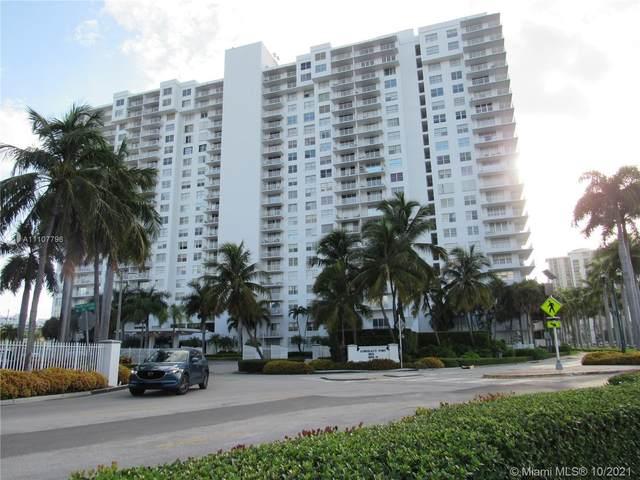 2801 NE 183rd St 117W, Aventura, FL 33160 (MLS #A11107796) :: Castelli Real Estate Services