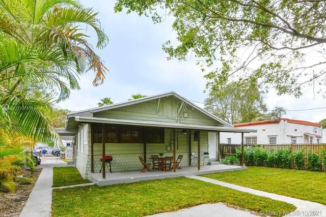85 NE 50th St, Miami, FL 33137 (#A11107811) :: Posh Properties