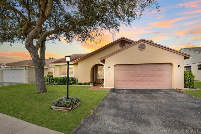 1341 SW 151st Ave, Sunrise, FL 33326 (MLS #A11107823) :: Onepath Realty - The Luis Andrew Group