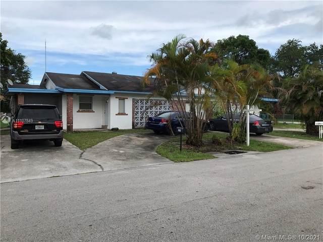 3255 SW 61st Ave, Miramar, FL 33023 (MLS #A11107849) :: Green Realty Properties