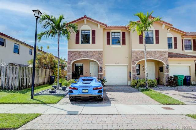 11930 SW 153rd Pl #11930, Miami, FL 33196 (MLS #A11107920) :: All Florida Home Team
