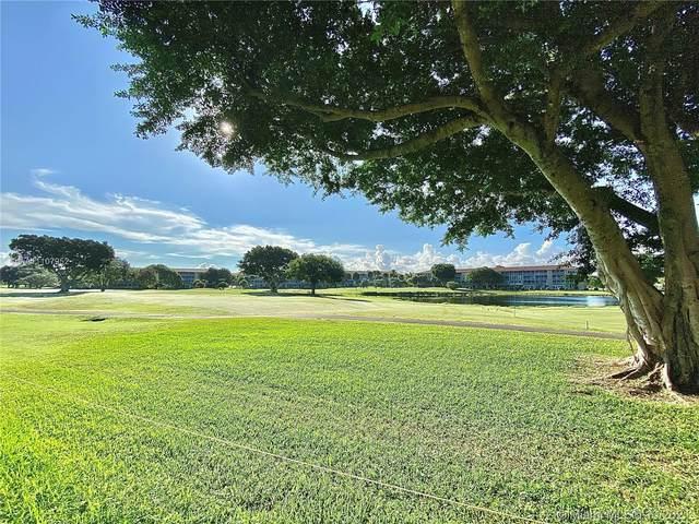 13550 SW 6th Ct 108A, Pembroke Pines, FL 33027 (MLS #A11107952) :: The Teri Arbogast Team at Keller Williams Partners SW