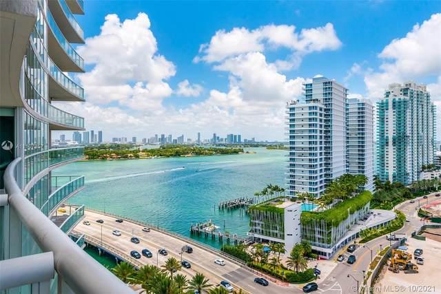 450 Alton Rd #1606, Miami Beach, FL 33139 (MLS #A11107957) :: Castelli Real Estate Services
